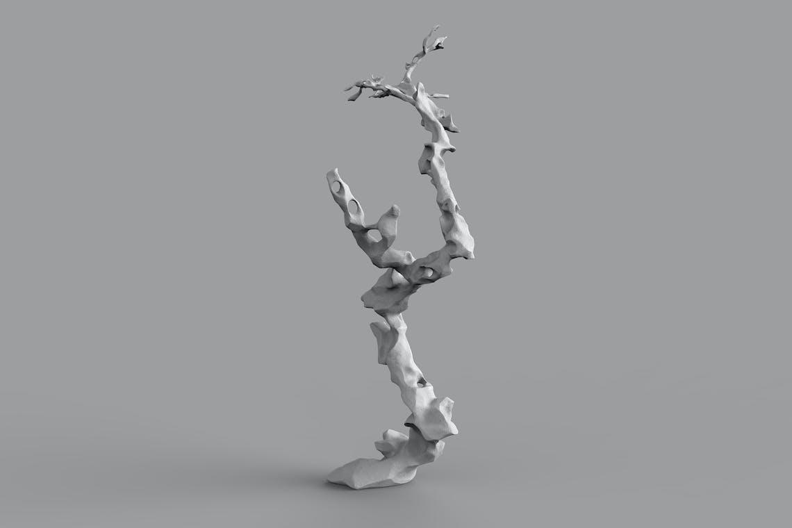 02 fulgurite Tesla Coil scalpture Ahmed mater 02 82