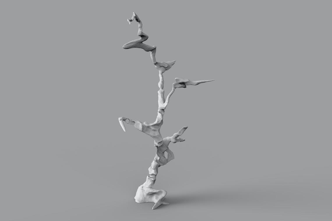 05 fulgurite Tesla Coil scalptur Ahmed mater 89