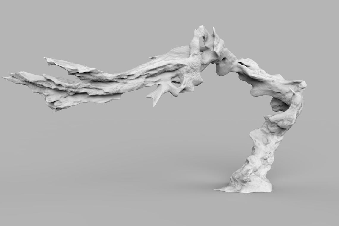 07 fulgurite Tesla Coil scalptur Ahmed mater 96