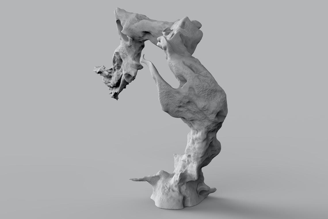 07 fulgurite Tesla Coil scalpture Ahmed mater 97