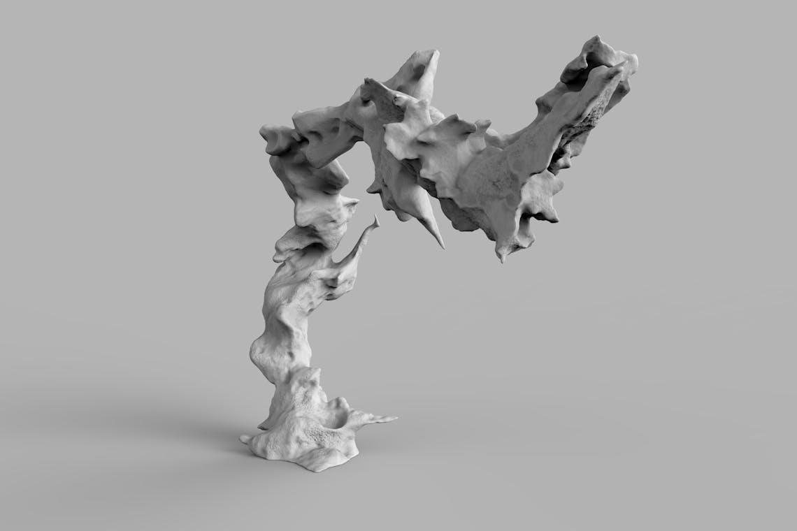 07 fulgurite Tesla Coil scalpture Ahmed mater 98
