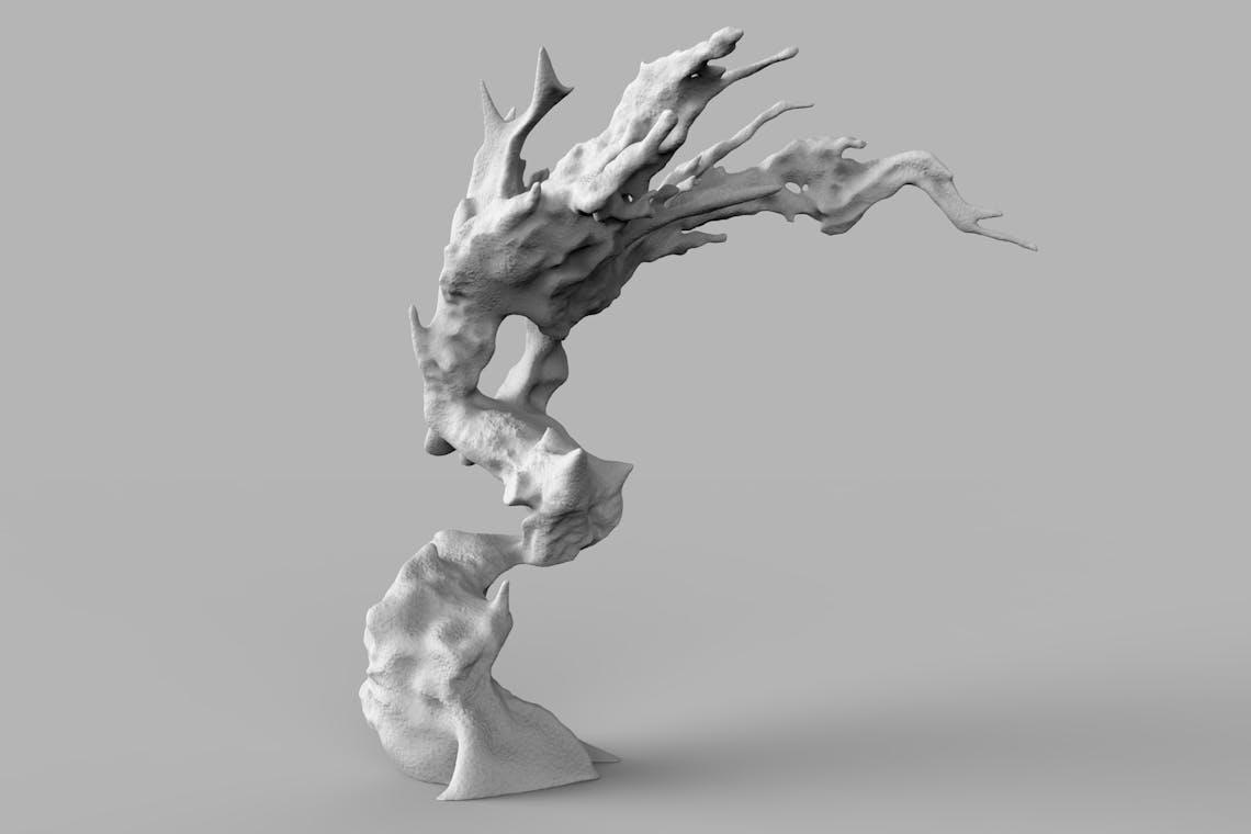 08 fulgurite Tesla Coil scalptur Ahmed mater 102