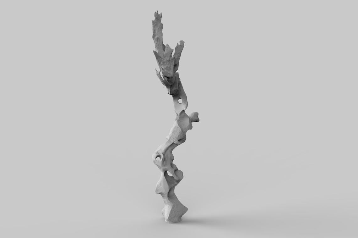 11 fulgurite Tesla Coil scalptur Ahmed mater 119