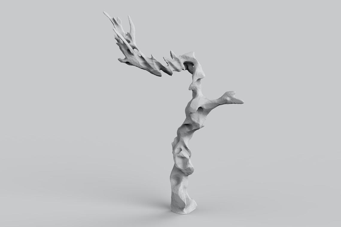 11 fulgurite Tesla Coil scalpture Ahmed mater 117