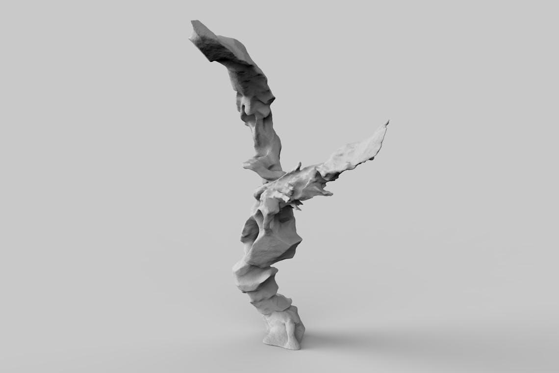 12 fulgurite Tesla Coil scalpture Ahmed mater 123