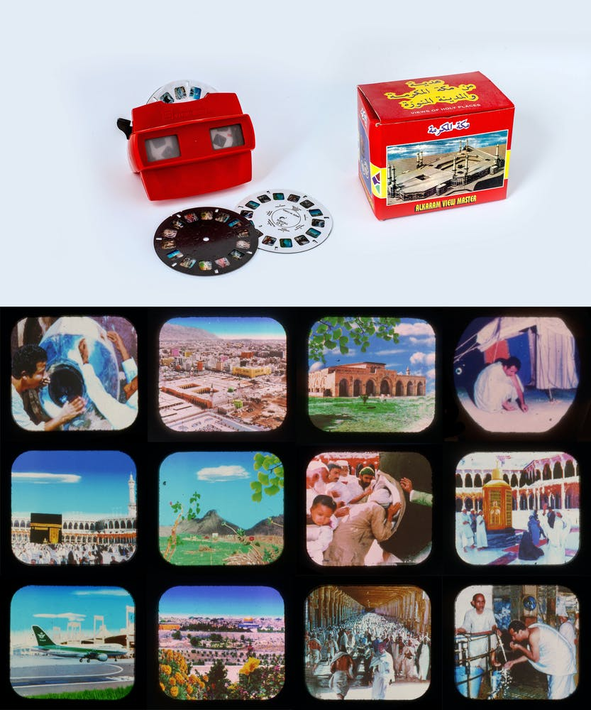 4 View Master Stereoscope III 100 found0pjects