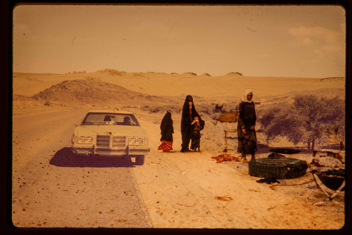 Cadillac From Ashab Al Lal Fault Mirage A Thousand Lost Years 2016 Ahmed Mater