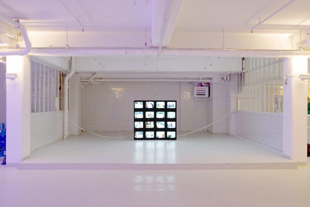 CCTV, 2010, installation