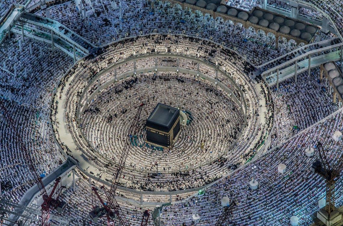 Kaaba 2015 Desert of Pharan 2008 2015 Ahmed Mater Pg 056 01